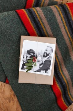 Gift it. Gift it good. / Add an extra touch to your wrapping this year with an Artifact Uprising Square Print.