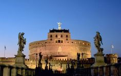 Rome an Vaticane - Angels and Demons