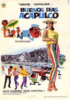 Buenos Dias Acapulco. Capulina.