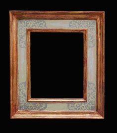Decoración de marcos para espejos