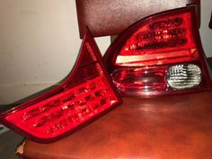 2008 Honda Civic Si Mugen STOCKED HEADLIGHTS AND TAILLIGHTS WITH BULBS – auto parts – by owner