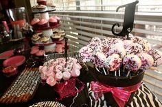 pink zebra party snacks   # Pin++ for Pinterest #