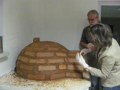 como construir forno