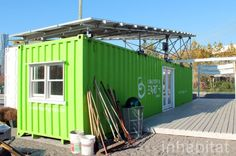 53 foot shipping container home - Google Search