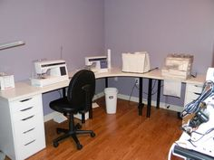 Image result for sewing room designs
