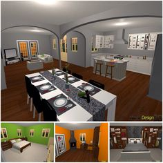 Best user of this week is HANNAHGOEDDE! A small house with dining room on an open concept ! You can congratulate her on #HomeDesign3D website.http://bit.ly/15vw59Q