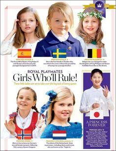 ♛R4R Photo Marathon: Who Run the World? Girls!Female Heirs