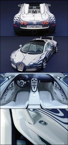 World's most expensive car - Bugatti Veyron