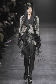 Ann Demeulemeester, Yahoo Images, The Dreamers, Image Search, High Fashion, My Style, Kitty Kitty, Fashion Inspiration, Haute Couture