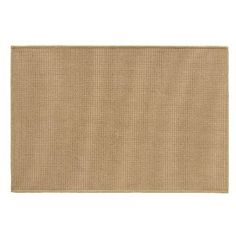 Extra Weave USA Basic Jute Boucle Rug, 4X6 more of a finishes look. $68