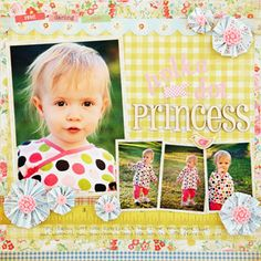 Blog post on Scrapbooks, Etc with some good tips on how to use washi tape on layouts.
