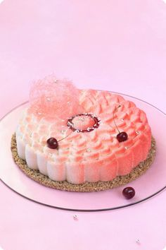 "Verdade de sabor: Торт ""Вишнёвый цветок"" / Torta Flor de cereja"