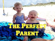 The Perfect Parent: How perfectionism hurts our relationship with our children.
