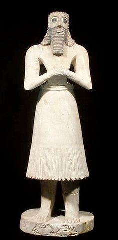 The Sumerian God Abu