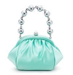 Tiffany handbag in Tiffany Blue