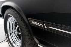 1969 Ford Mustang Mach 1408