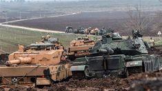 """Suriah Mengutuk Serangan Turki dan Menyebutnya Sebagai Agresi Militer Pendudukan : Damaskus telah mengeluh kepada PBB mengenai operasi militer Turki di Suriah utara dengan mengecam operasi tersebut sebagai """"serangan dan pendudukan"""" wilayah Suriah."""