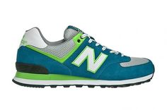 New Balance 574 Yacht Club Collection. Inspired by nautical trends.