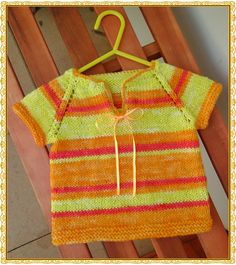 Colour Adventures and Knitting Adventures: Playground Shirt KAL