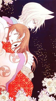 Kamisama Hajimemashita>>>> He has sharingan on his freaking sleave. WAAAAA
