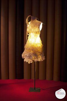 Caterina Crepax - paper dress art and paper design - Cartasia 2016