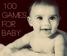 100 games for baby button by