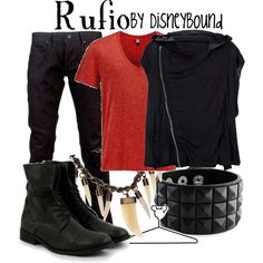 Rufio Rufio...I think i have most of this outfit in my closet already...i used to have the hair for sure