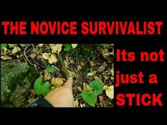 NS 2 MINUTE TIP The Stick Yep another 2 min tip from LOL. Survival Kit Items, Best Survival Gear, Survival Tent, Survival Gadgets, Survival Hacks, Survival Food, Wilderness Survival, Survival Prepping, 72 Hour Kits