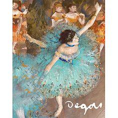 Degas Ballerina Ballet Gifts