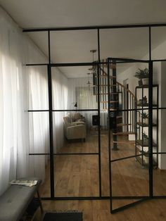 Industrial Style, Minimalist, Room, Furniture, Home Decor, Bedroom, Decoration Home, Room Decor, Rooms