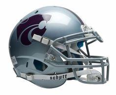 Kansas State Wildcats Schutt XP Full Size Replica Helmet