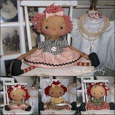 rag dolls Inn Country