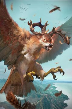 yakun wang... - Kai Fine Art Dark Fantasy Art, Fantasy Magic, Fantasy Artwork, Fantasy Queen, Fantasy Town, Fantasy Castle, Fantasy Dress, Mythical Creatures Art, Mythological Creatures