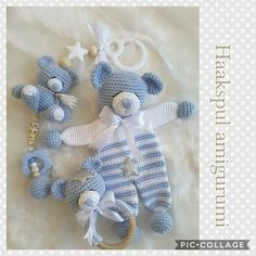Items similar to Crochet Snuggly Bear-Soft Toy-Toy Stuffed Bear-Amigurumi Bear-Crochet Bear-Stuffed Toy Animal-Stuffed Bear-Cuddly Bear on Etsy Crochet Bear Pattern-Crochet Rag Doll Bear by ElenasTimes on Etsy looking for rag dolls -- Click above VISIT li Diy Crochet Toys, Crochet Lovey, Crochet Bunny, Crochet Patterns Amigurumi, Crochet Dolls, Crochet Projects, Baby Blanket Crochet, Snuggle Blanket, Easy Crochet