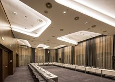 Old Mill Hotel Belgrade GRAFT Architects Conference Center Meeting Room