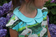 jadeden: Back2School: Part 3: Het eersteschooldagjurkje