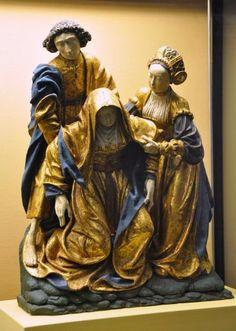 «La Pamoison de la Vierge»