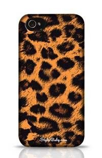 Leopard Skin Apple iPhone 4S Phone Case