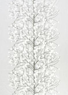Lumimarja 53323 interior fabric | Marimekko | Erja Hirvi. Check it out on Architonic