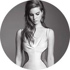 Lana Del Rey by Karim Sadli