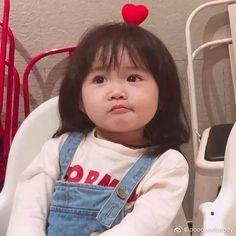 Cute Asian Babies, Korean Babies, Asian Kids, Cute Babies, Baby Baby Baby Oh, Cute Little Baby, My Baby Girl, Cute Baby Girl Pictures, Cute Girl Pic