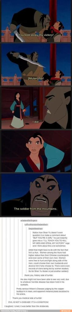 Thank you history side of tumblr, thank you medical side of tumblr. But not better than the Aristocats.