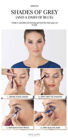 Teknik eyeshadow
