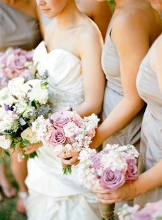 love this color palette - greys and light pinks.