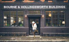 Bourne & Hollingsworth Bottomless Brunch London-1