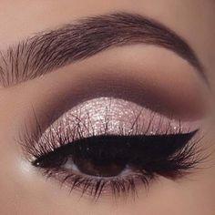 Haar // Make-up // Schönheit // Make-up // Inspiration // Haar kräuselt // loc. - Haar // Make-up // Schönheit // Make-up // Inspiration // Haar kräuselt // lockig . - Spitze - Make-up - - Lace Makeup, Bridal Makeup, Wedding Makeup, Makeup Style, Pretty Eye Makeup, Gorgeous Makeup, Dead Gorgeous, Natural Summer Makeup, Natural Makeup