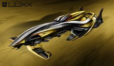 LUXX - Racing Elegance | Type Sapphire by IllOO