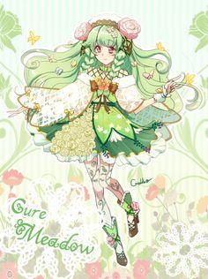 Tags: Anime, Fanart, Original, Pixiv, Pretty Cure Fan Series Anime Chibi, Kawaii Anime, Pretty Cure, Anime Art Girl, Manga Art, Character Art, Character Design, Mermaid Melody, Fan Anime
