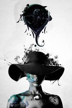 Buck... THE BLACK CURSE   Ian Vicknair  #graphic #design