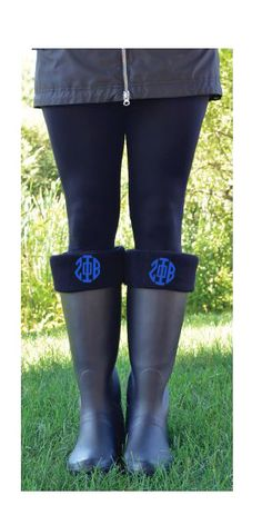 Zeta Phi Beta New Englander Boot Socks from GreekGear.com